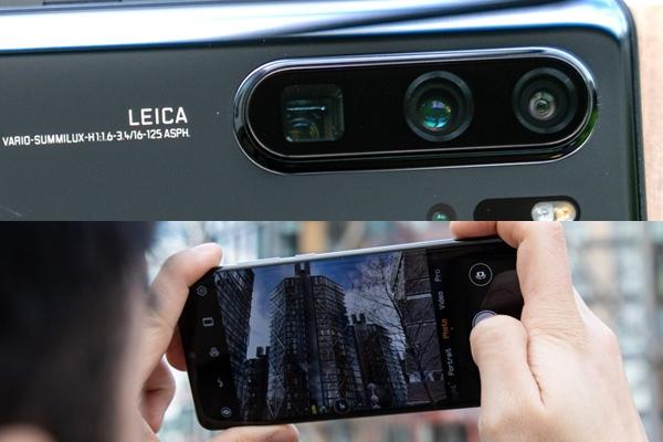 Kamera Huawei P30 Pro