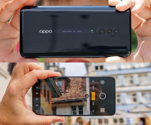 Kamera Oppo 10x Zoom
