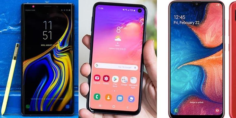 Smartphone Samsung 2019
