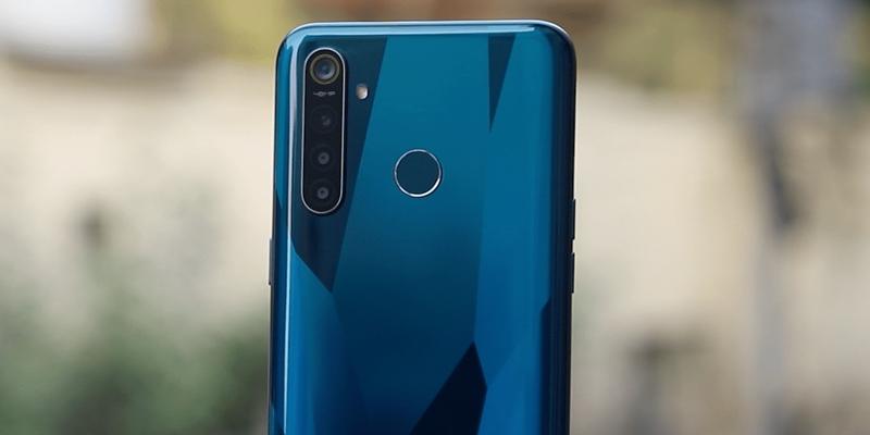 4 kamera belakang Realme 5 Pro