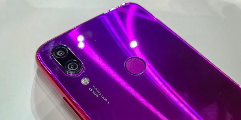 Kamera Xiaomi Redmi Note 7 (1)