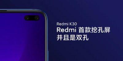 Redmi K30 Rilis di China